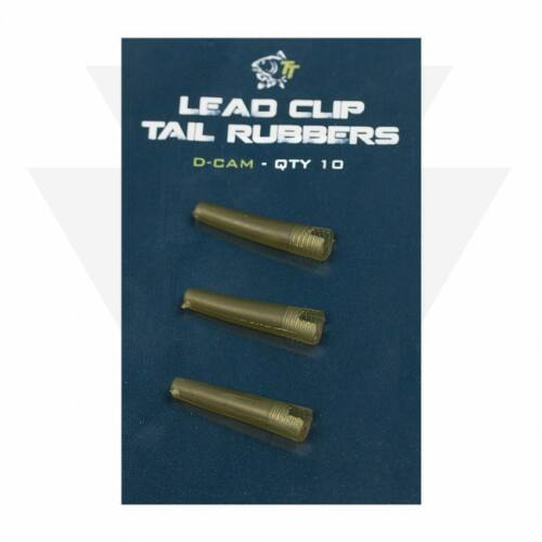 Nash Lead Clip Tail Rubber Gumiharang