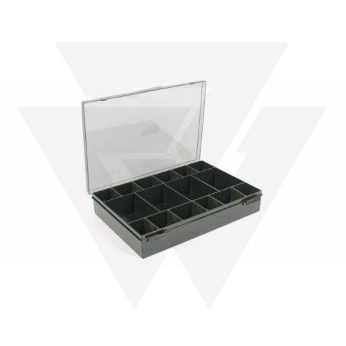 Nash Large Capacity Tackle Box Szerelékes Doboz