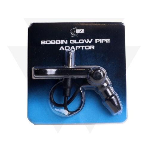Nash Bobbin Glow Pipe Adaptor Kapsájelző Adapter