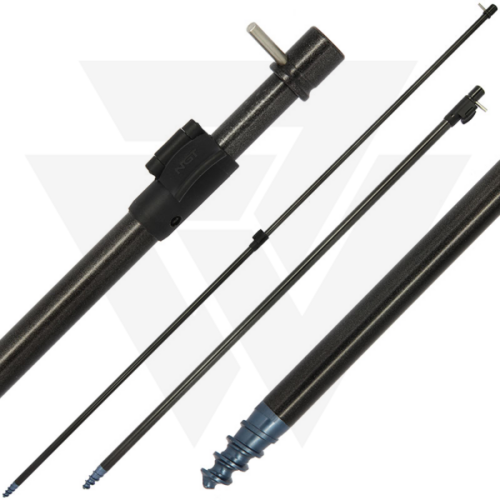 """NGT 38"""" Storm Pole Extendable Twist Aluminium Leszúró"""