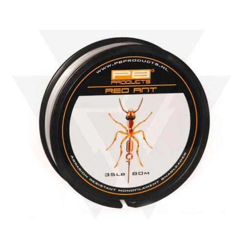 PB Products Red Ant Snagleader Előtétzsinór