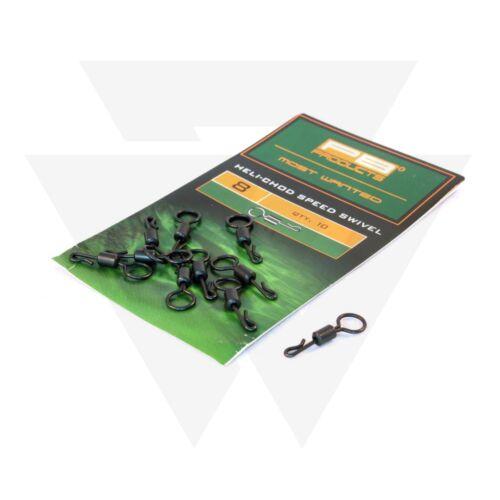 PB Products Heli-Chod Speed Swivel Gyorskapocs