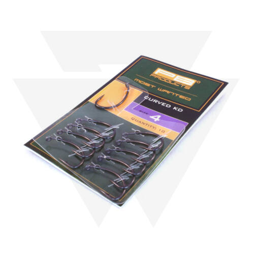 PB Products Curved KD-hook DBF Horgok