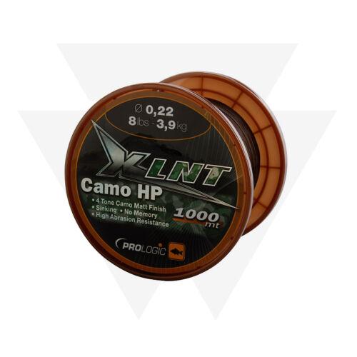 Prologic XLNT HP Camo monofil főzsinórok 1000m