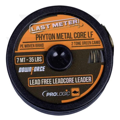 Prologic Phyton Metal Core LF ónbetétes zsinór