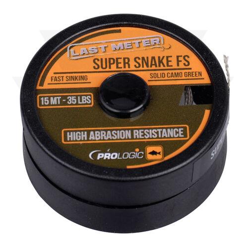 Prologic Super Snake FS előkezsinór