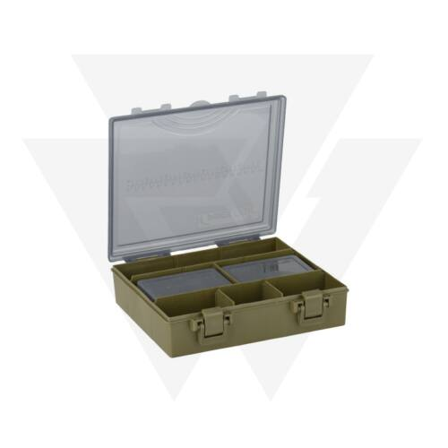 Prologic Tackle Organizer S 1+4 BoxSystem Szerelékes Doboz