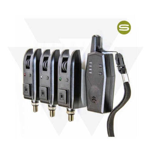Saber Z3 Wireless 3+1 Bite Alarm Set Kapásjelző Szett