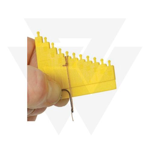 Solar Tackle Hair Gauge Hajszálelőke Mérő