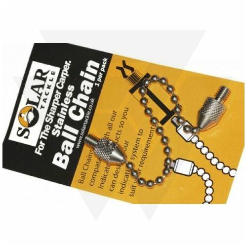 Solar Tackle Stainless Ball Chain 12inc Rozsdamentes Swinger Lánc