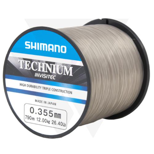 Shimano TECHNIUM Invisitec Prémium Bojlis Zsinór 0,285mm (TECINV28QPPB)