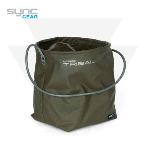 Shimano Sync Collapsible Bucket Összecsukható Vödör