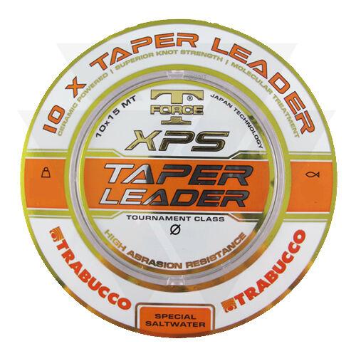 Trabucco T-Force Xps Taper Leader dobóelőke (vékonyodó)