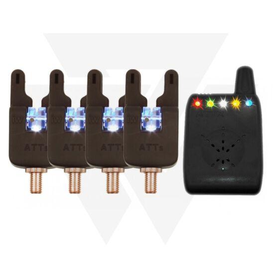 ATTs / ATTx Underlit Alarms Elektromos 4+1 Kapásjelző Szett