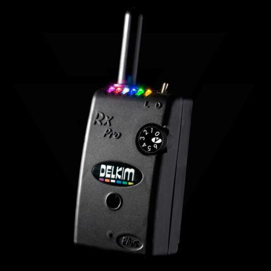 Delkim RX Plus Pro 6 Led Mini Receiver Vevő egység