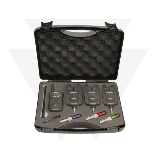 Delphin ROLER 9V 3+1 kapásjelző szett + CSWII swinger + Snag bar ajándék