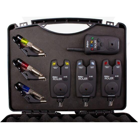 Delphin ROLER Wireless Set 3+1 kapásjelző szett + 2db CSW swinger ajándék