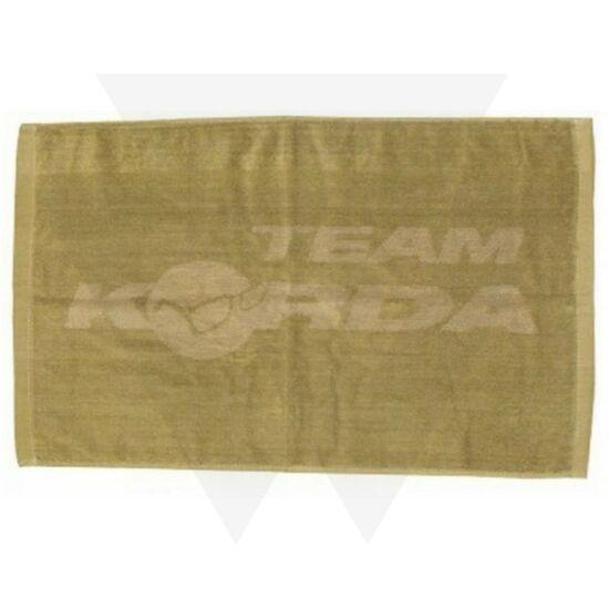 Korda Team Hand Towel Kéztörlő 6b3407411e