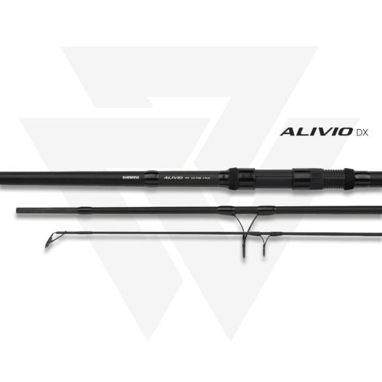 "Shimano ALIVIO DX SPECIMEN 13"" 3,5lbs 2 részes bojlis bot (ALDX13350)"