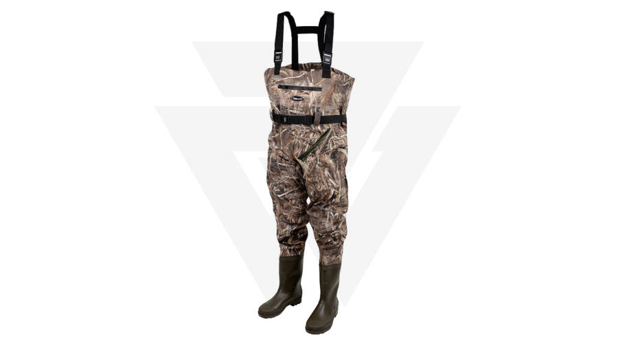 Prologic Max5 Nylo Stretch Chest Wader Melles Csizma